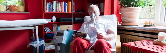 Sauerstofftherapie nach Manfred von Ardenne